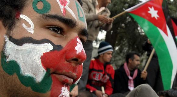 Arab Spring in Jordan