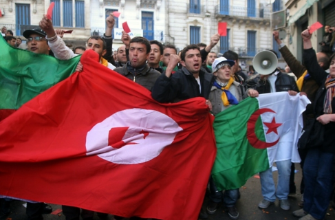 Arab Spring in Algeria