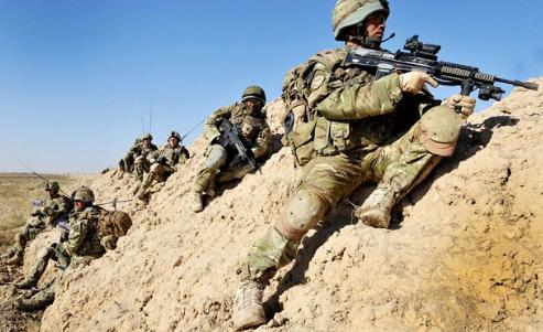 NATO Plans Exit