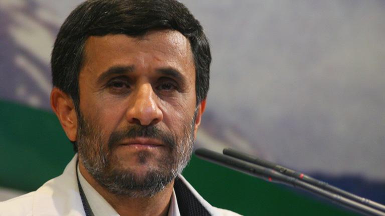Ahmadinejad Elected