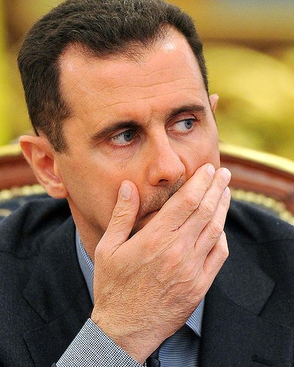 U.S. Threatens Syria
