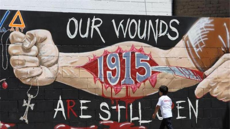 U.S. Angers Turkey Over Armenian Genocide