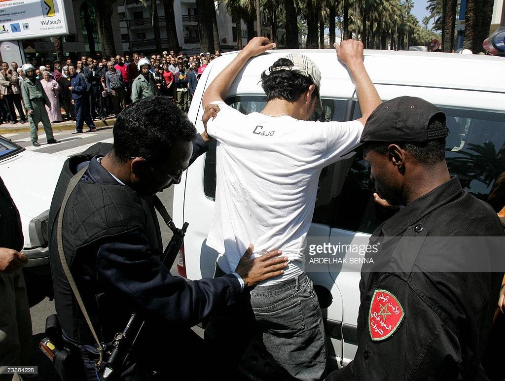 Casablanca Terrorists Arrested