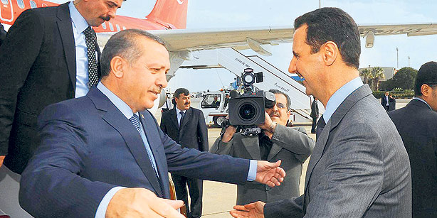 Assad Visits Turkey
