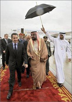 French Establish a Base in the UAE
