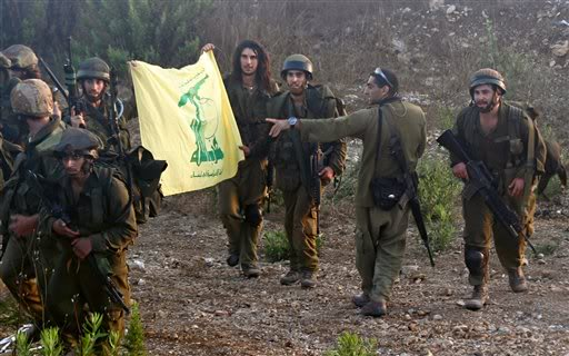 Hezbollah Attacks Israel