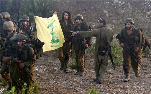Hezbollah Attacks Israel
