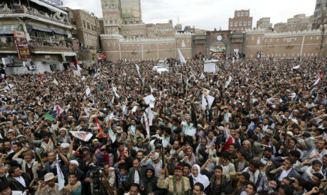 Houthis Clash Again