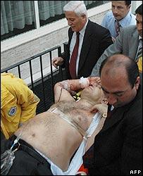 Turkey Court Attack