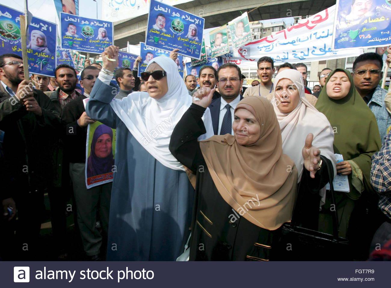 Muslim Brotherhood Wins Big