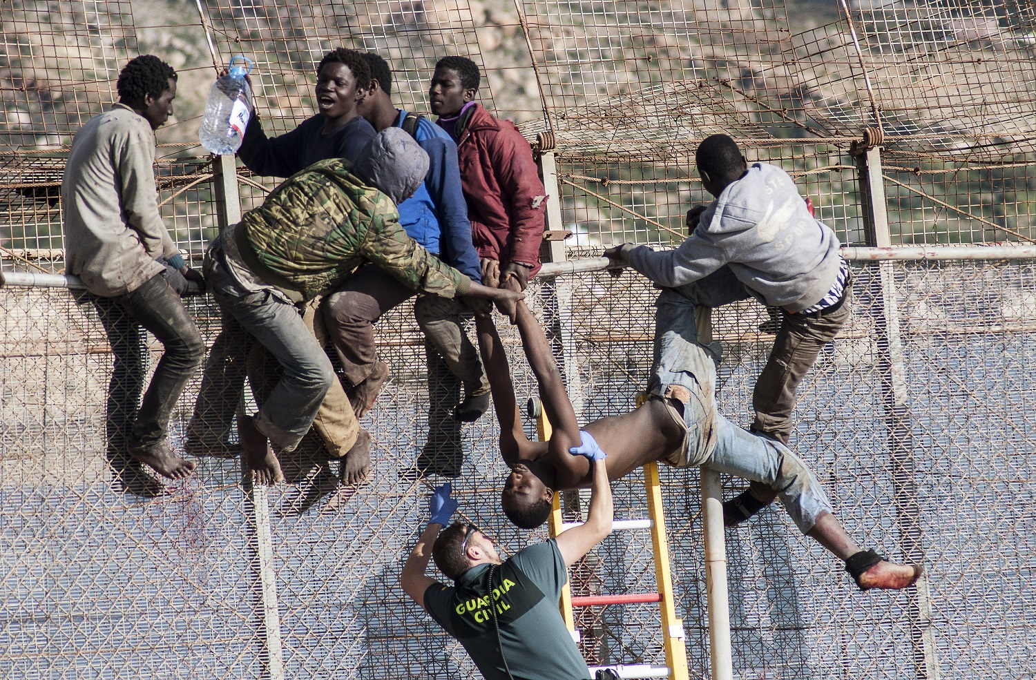 Morocco Deports Hundreds of African Migrants