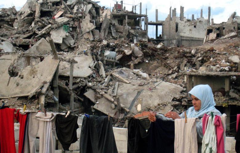 Palestinian Infighting