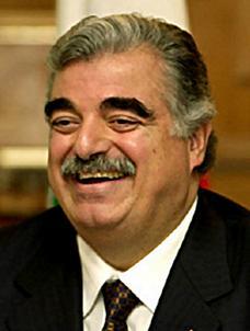 Hariri Killed in Beirut