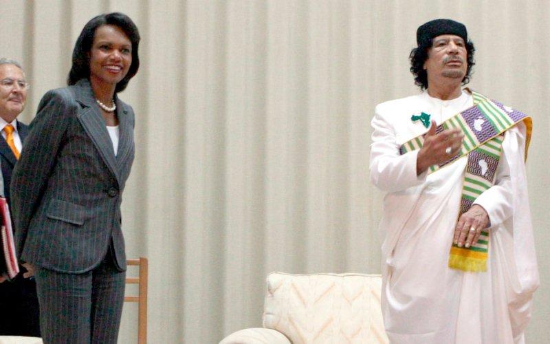 Libya and U.S. Reconcile