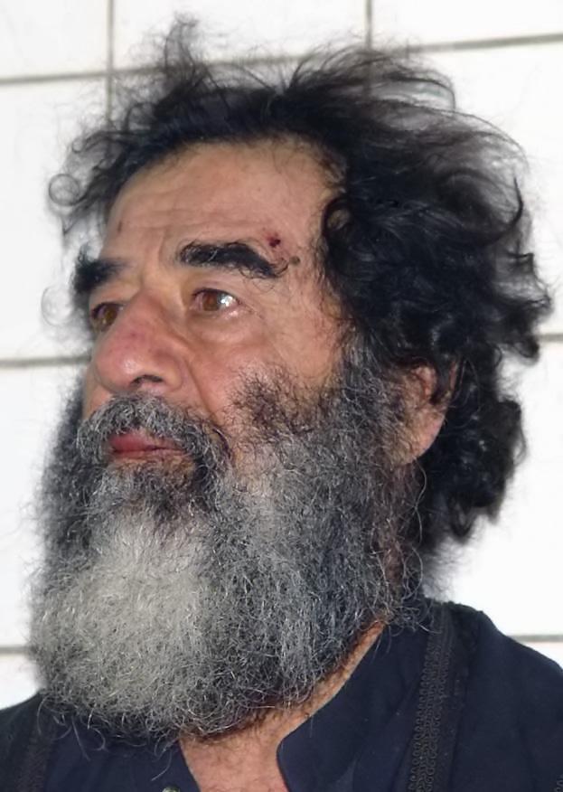 Saddam Hussein Found