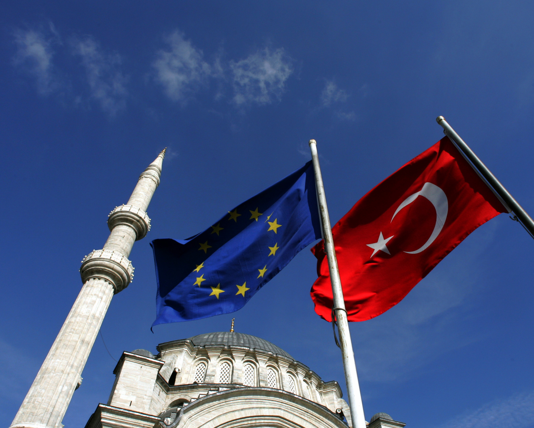 Turkey Begins Formal Talks for EU Membership