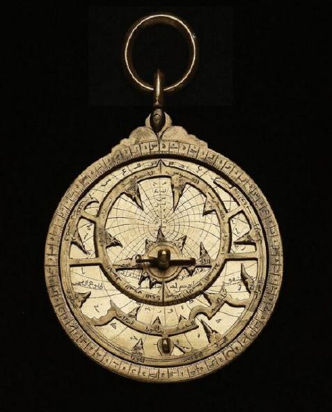 This astrolabe (fig. 14) for example was made for a muezzin in 13th-century Syria and as such is simple in its design since it was made for someone for whom function would have been more important than appearance.