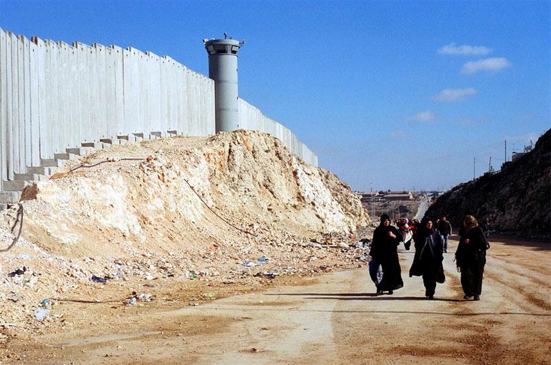 West Bank Wall Deemed Illegal