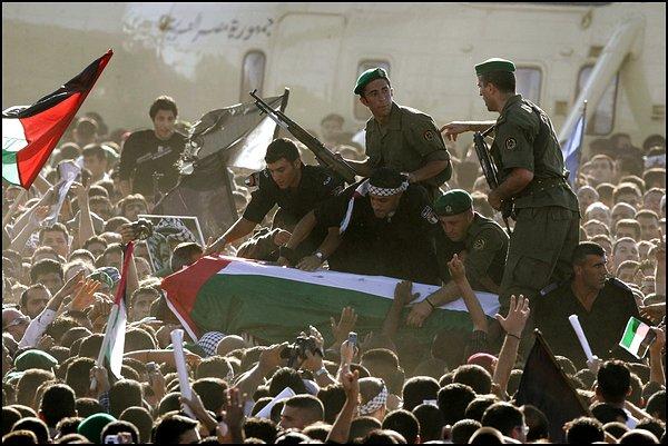 Yasser Arafat Dies