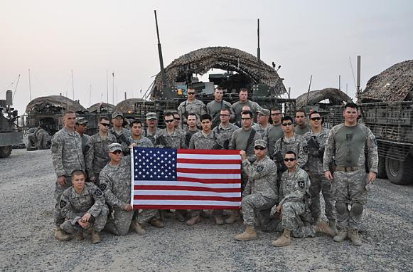 Last U.S. Combat Brigade