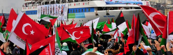 9 Turkish Pro-Palestinians Killed