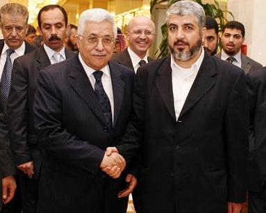 Talks in Palestine