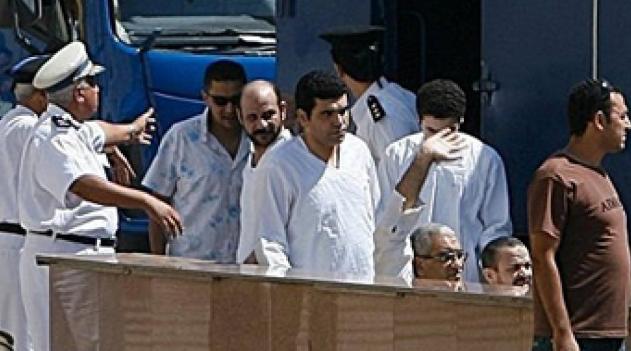 Hezbollah Members on Trial
