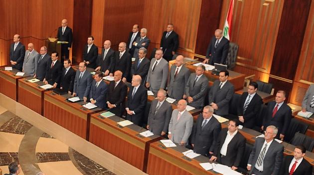 Pro-Western Politicians Win Parliament
