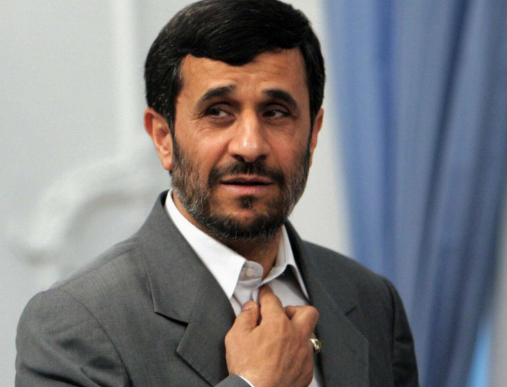 Ahmadinejad is Re-elected