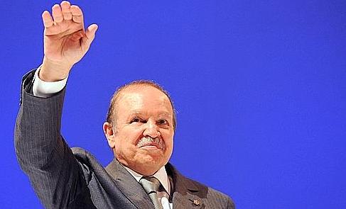 Bouteflika Wins Third Term