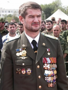 Yamadayev Is Assassinated
