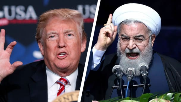U.S. pulls out of Iran Deal