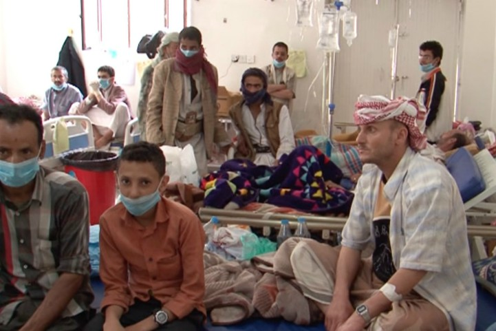 Cholera outbreak affects millions