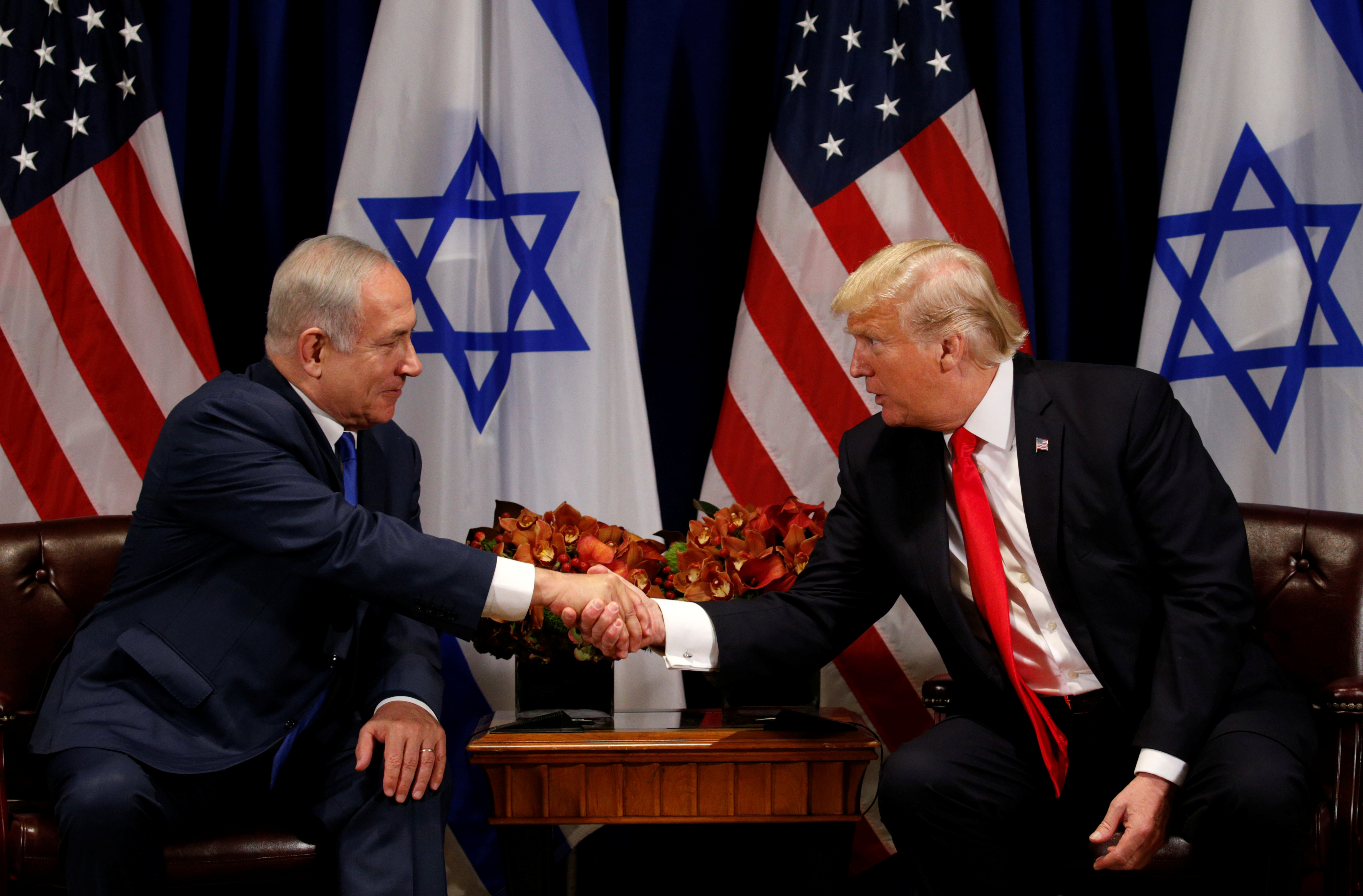 President Trump recognizes Jerusalem as the capital of Israel