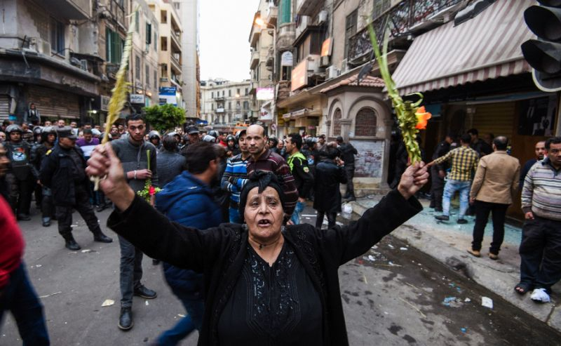 State of emergency called after Palm Sunday bombings