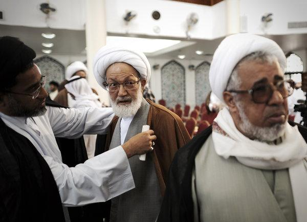 Top Shia cleric found guilty of money laundering