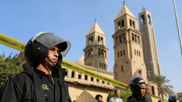 Cairo church bombing