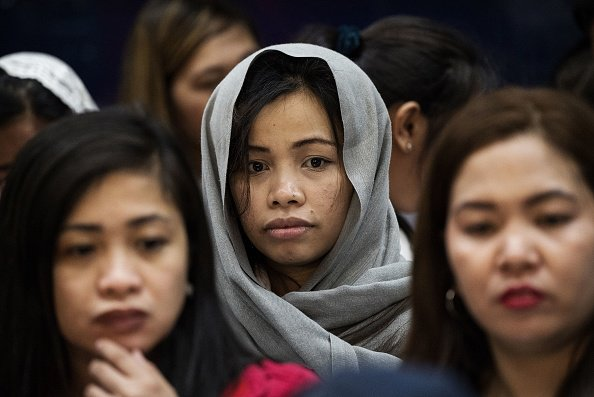 Philippines bans citizens from working in Kuwait