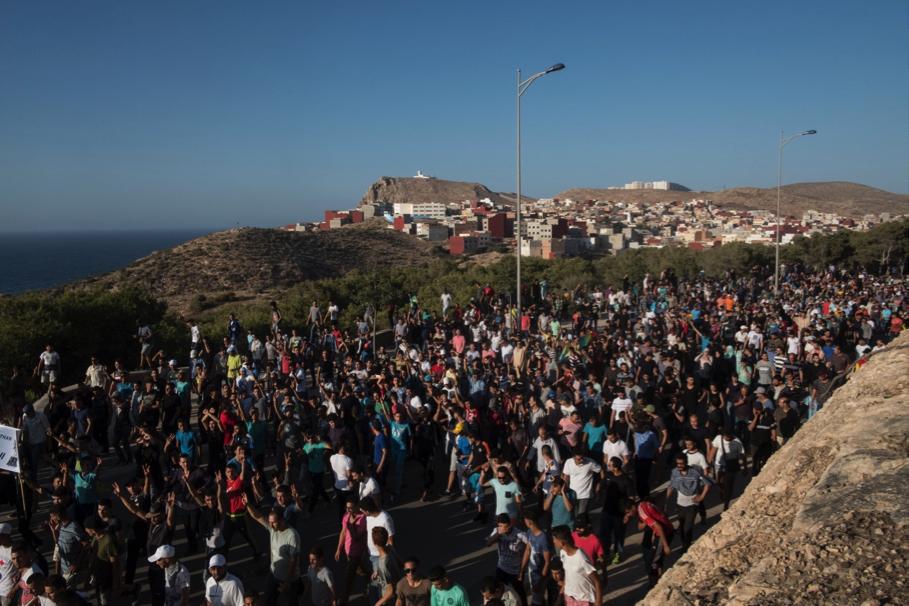 Protests Erupt over Fish Vendor's Death
