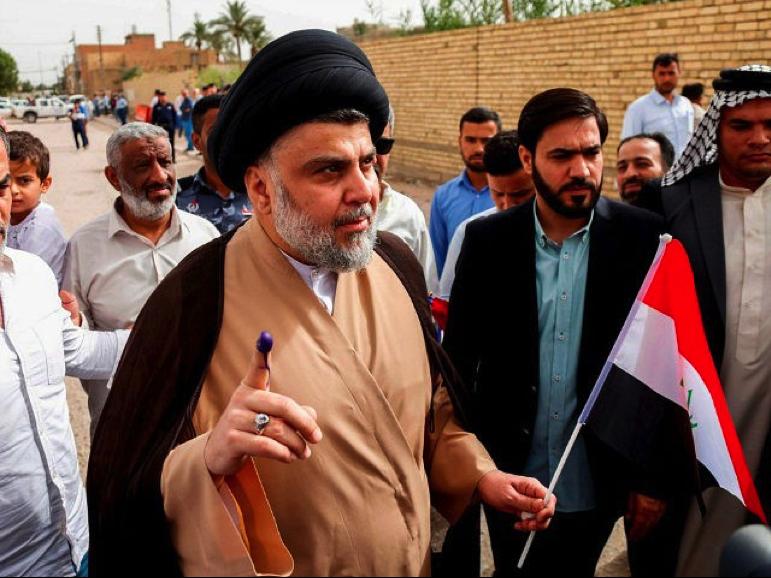 Muqtada al-Sadr's party wins majority in 2018 elections