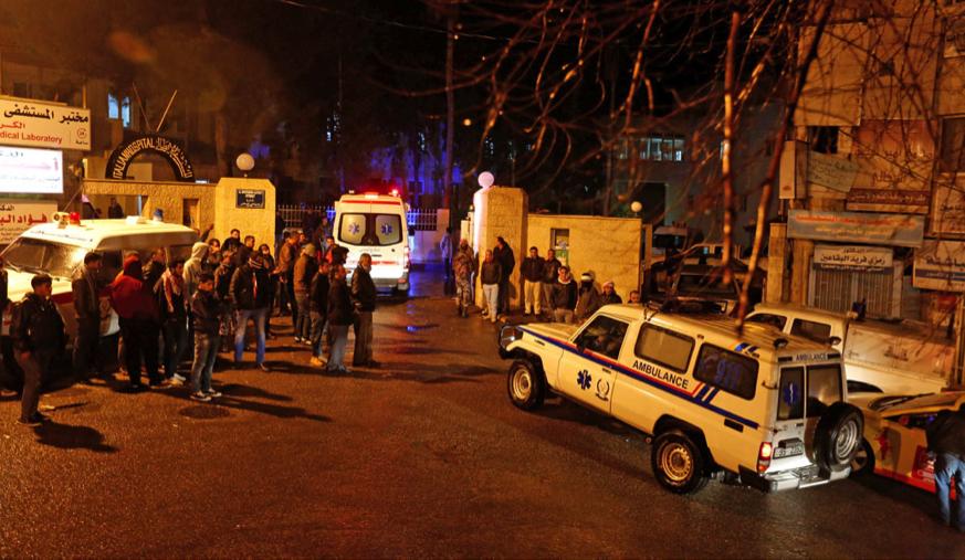 Terrorist attack in Karak