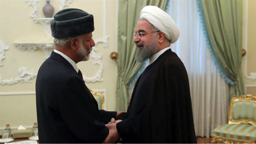 Iran and Oman agree to improve bilateral relationship amid Gulf Crisis