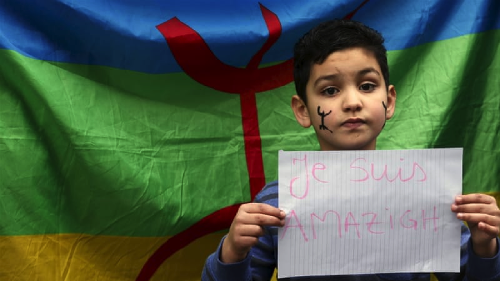 Berbers demand language rights