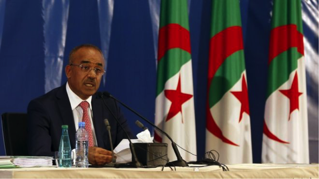 Algeria ruling coalition won parliamentary elections