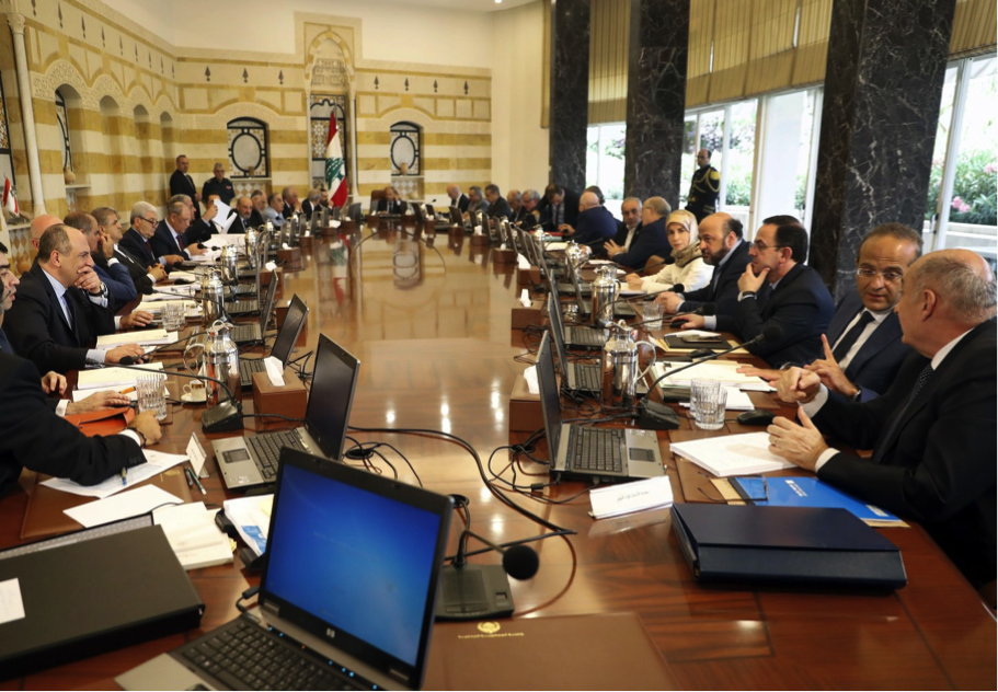 After much delay, Lebanese parliament adopts new electoral law