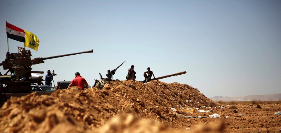 Hezbollah and the Syrian Army rid border of Islamist insurgents