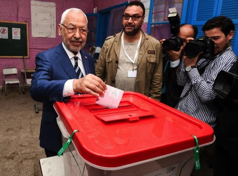 First municipal elections since 2011 uprising