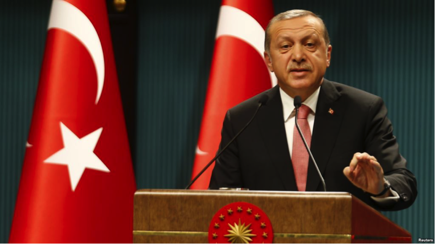Erdogan declares state of emergency