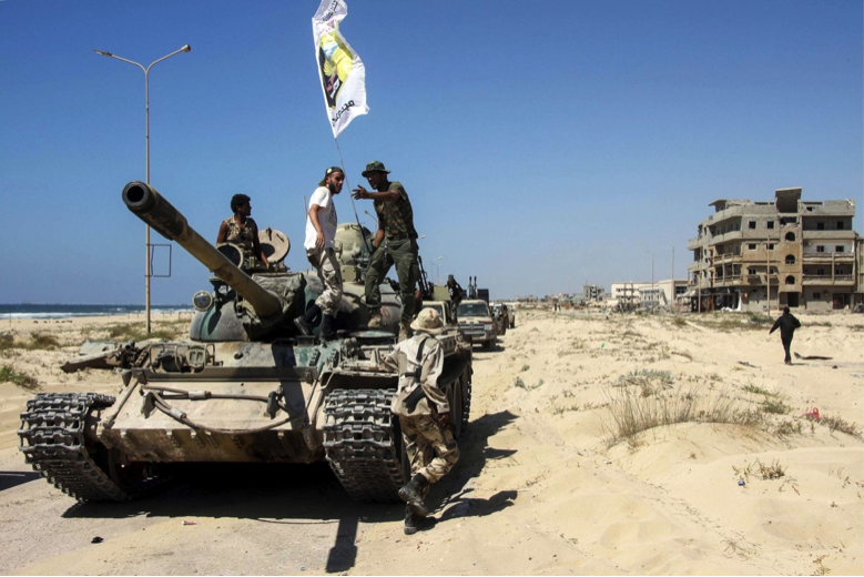 Islamic State driven from Benghazi