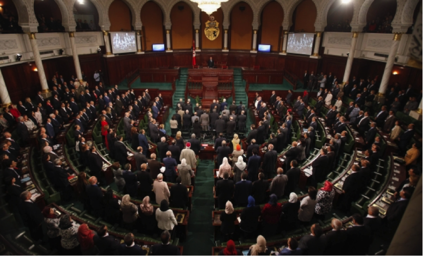 Tunisia's new unity government wins parliamentary approval